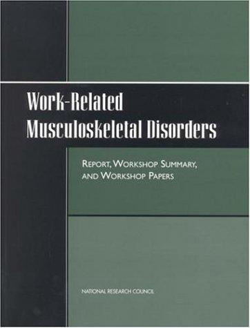 Work-Related Musculoskeletal Disorders by National Research Council.