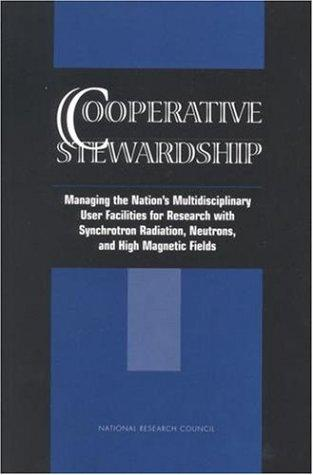 Cooperative stewardship by National Research Council (U.S.). Committee on Developing a Federal Materials Facilities Strategy.