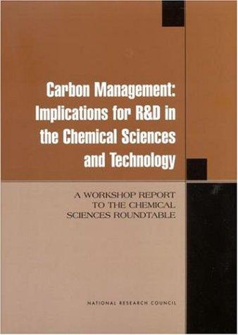 Carbon Management by National Research Council.