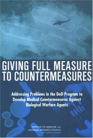 Giving Full Measure to Countermeasures by National Research Council.