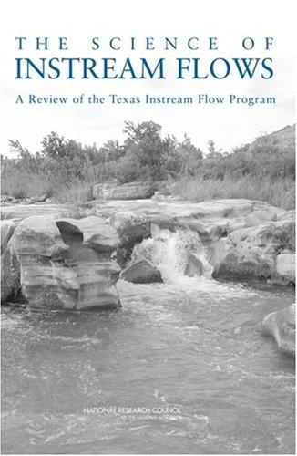 The Science of Instream Flows by National Research Council.