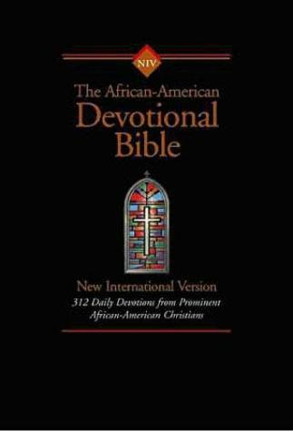 The African-American devotional Bible by [by the staff of] the Congress of National Black Churches, Inc. (CNBC), Washington, D.C., USA.