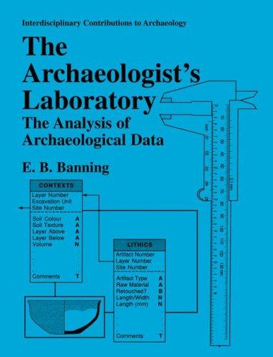 The Archaeologist's Laboratory by E.B. Banning
