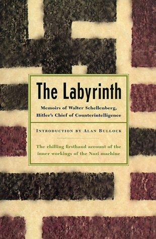 The Labyrinth by Walter Schellenberg
