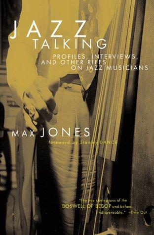 Talking jazz by Max Jones