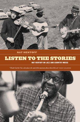 Listen to the stories by Nat Hentoff