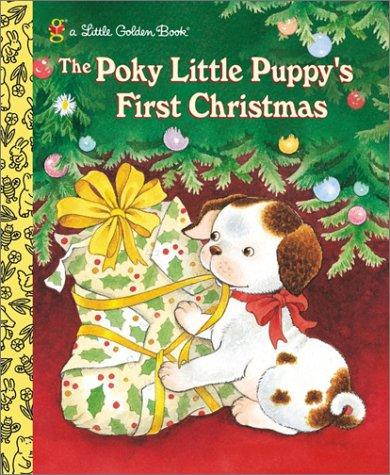 The Poky Little Puppy's First Christmas by Golden Books