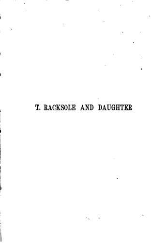 T. Racksole & daughter